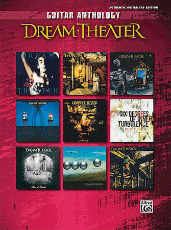 Dream Theater – Guitar Anthology
