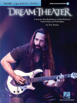Dream Theater – Signature Licks