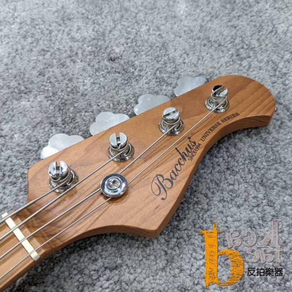 Bacchus BJB-1-RSM/M head