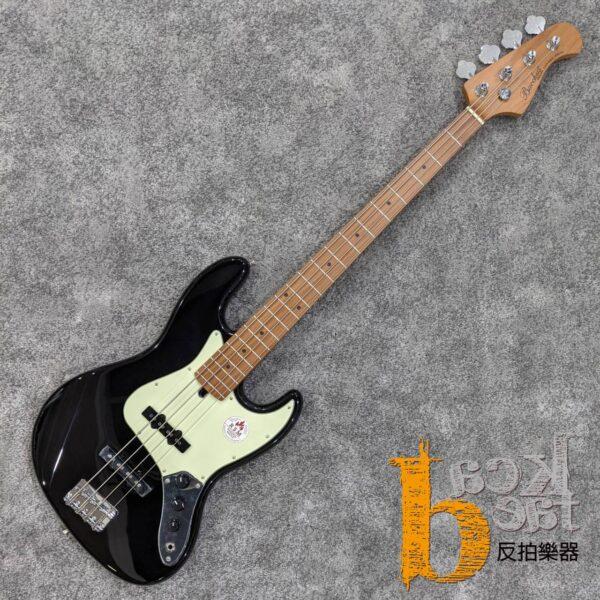 Bacchus BJB-1-RSM/M 電貝斯 黑色
