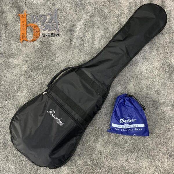 Bacchus 琴袋