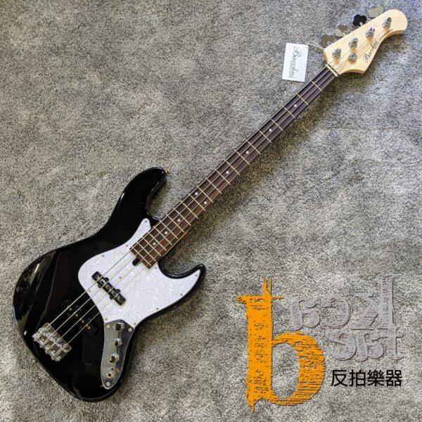 Bacchus WJB-330R-BLK