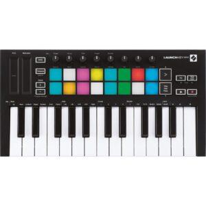Novation Launchkey MINI MK3 25鍵MIDI