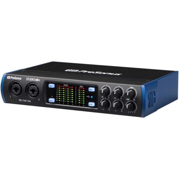 PreSonus Studio 68c USB錄音介面