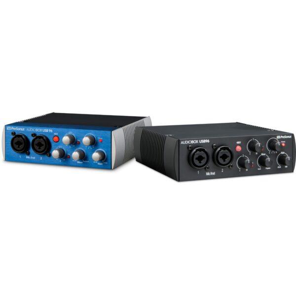PreSonus AudioBox USB 96錄音介面 25週年紀念版