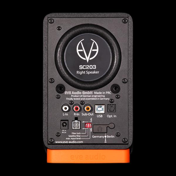 EVE Audio SC203