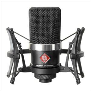 Neumann TLM102 Studio Set 黑色 電容式麥克風