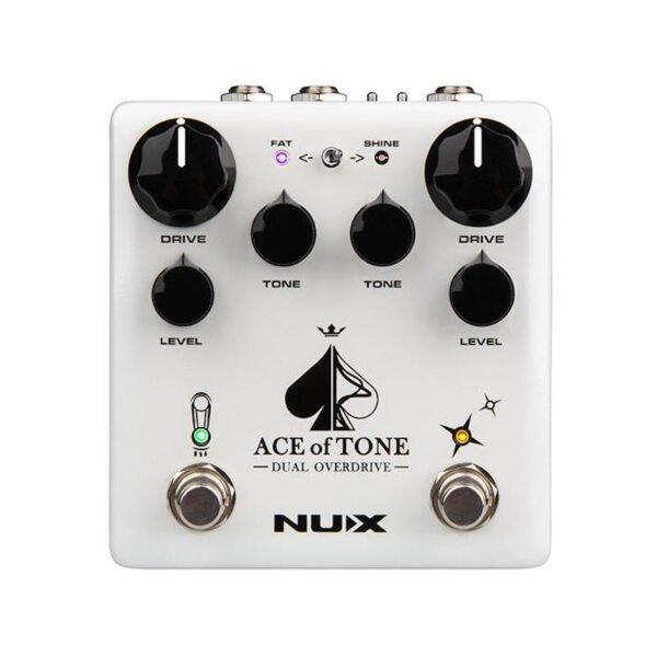 NUX ACE of TONE 雙破音電吉他效果器