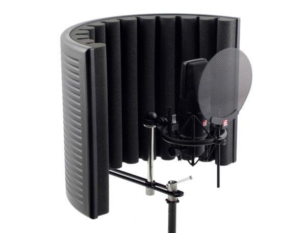 sE Electronics RF-X 灰 麥克風防噴罩