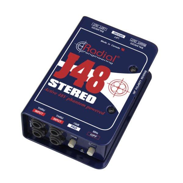 Radial J48_Stereo_1