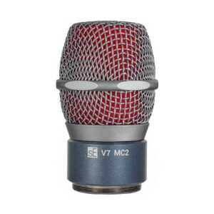 sE Electronics V7 MC2 銀藍 超心型 動圈麥克風音頭