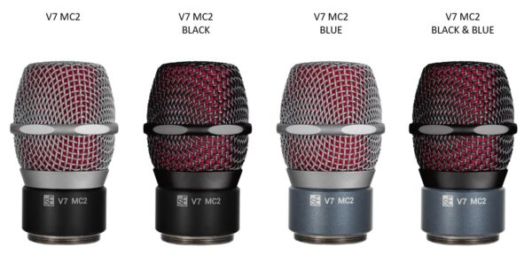 sE Electronics V7 MC2 藍 超心型 動圈麥克風音頭