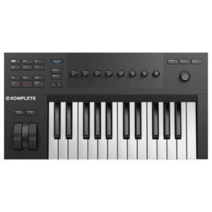 NI Komplete Kontrol A25 25鍵 MIDI鍵盤