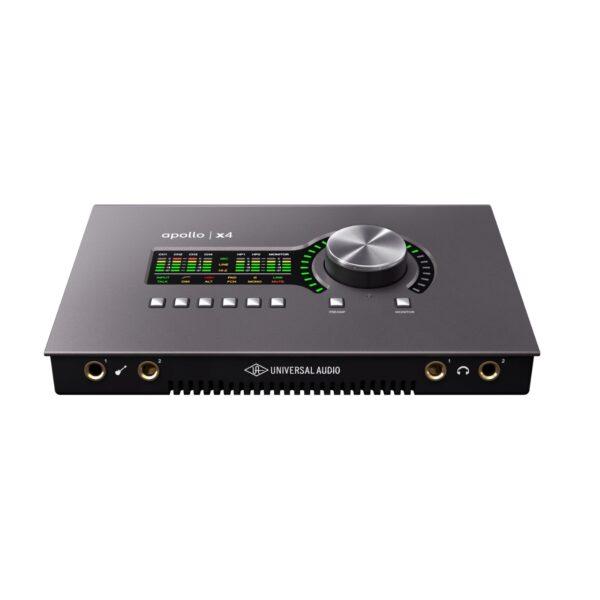Universal Audio Apollo x4 Thunderbolt 3 錄音介面 (Heritage)
