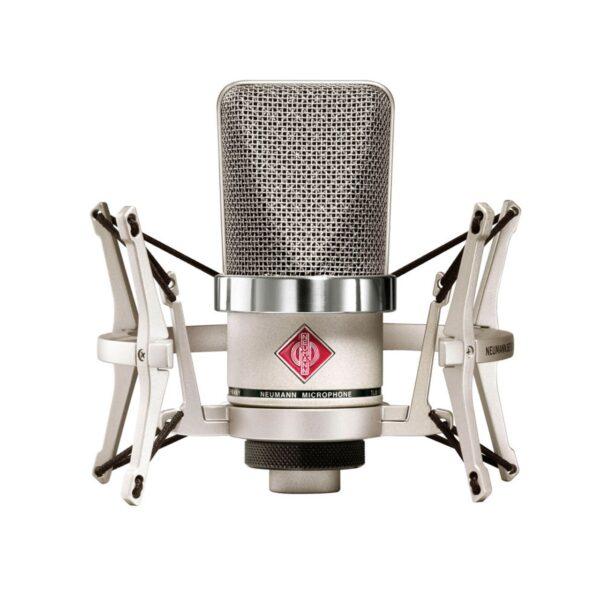 Neumann TLM102 Studio Set 銀色 電容式麥克風