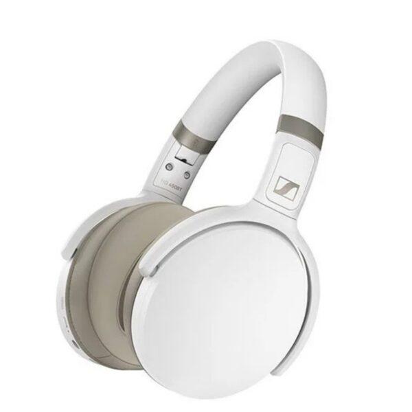 Sennheiser HD 450BT 白色 有線/藍牙無線耳機