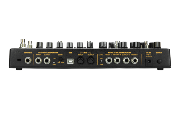 NUX Cerberus NME-3 地獄犬 綜合效果器