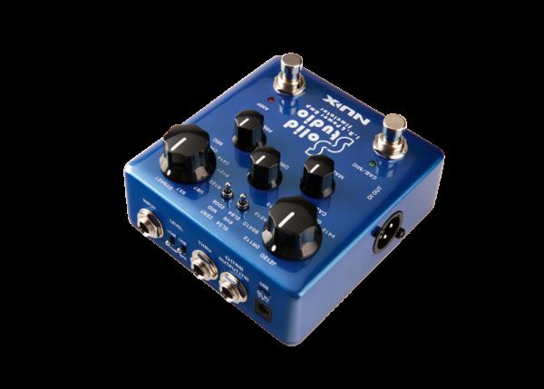 NUX Solid Studio IR&POWER Amp NSS-5 箱體後級模擬效果器
