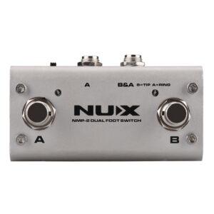 NUX Foot Switch NMP-2 切換 控制踏板