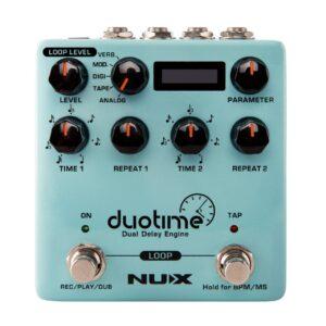 NUX NDD-6 雙delay立體聲 效果器