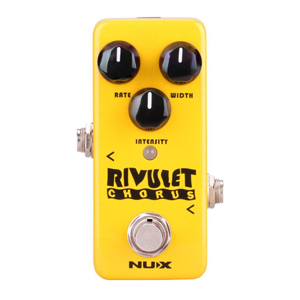 NUX Mini Rivulet Chorus NCH-2 和聲 效果器
