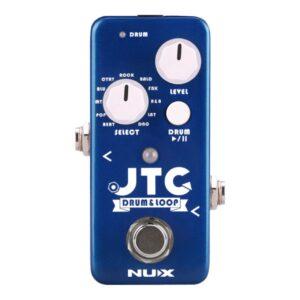NUX Mini JTC Drum&Loop NDL-2 鼓機循環 效果器