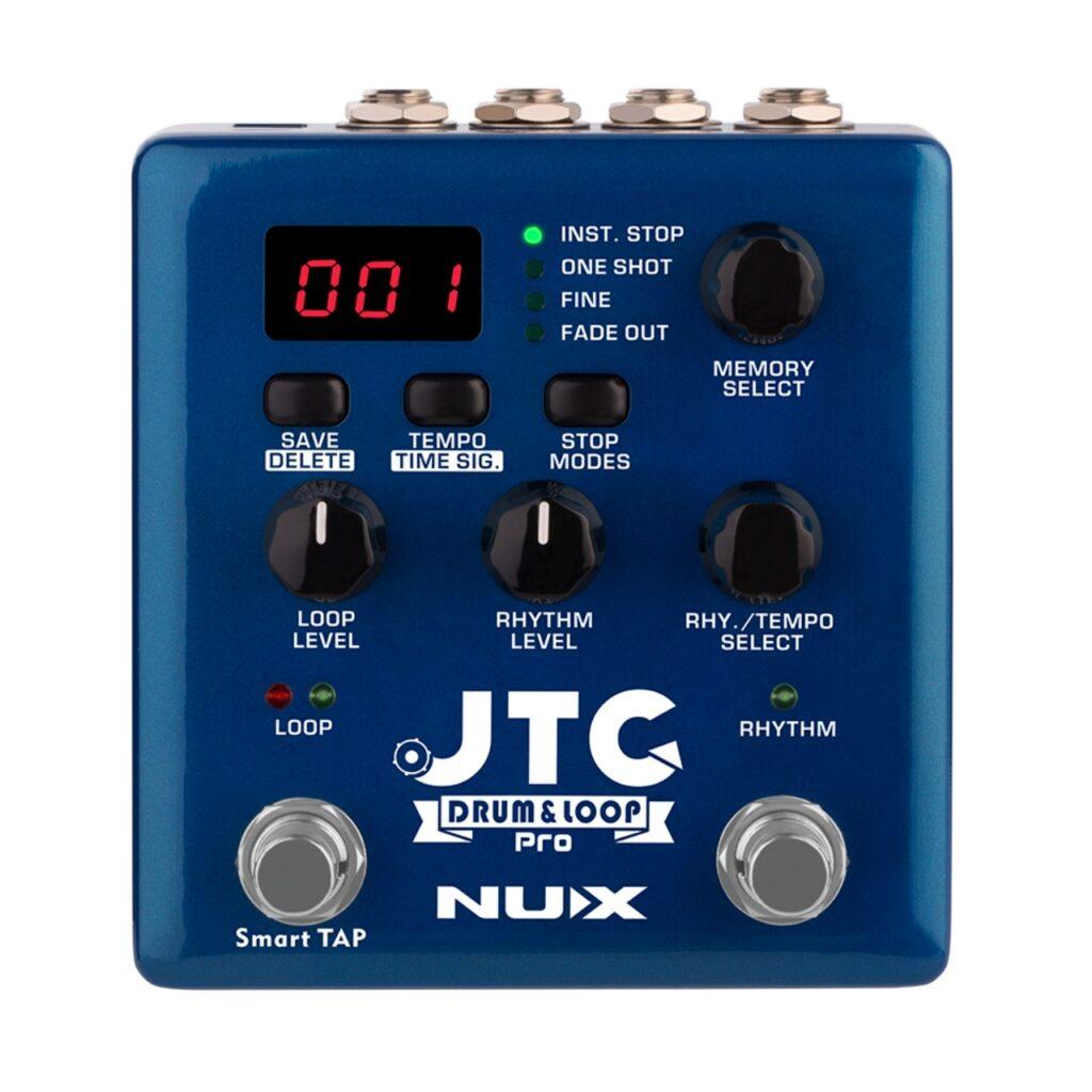 NUX JTV Drum&Loop PRO NDL-5 鼓機循環 效果器