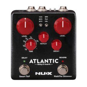 NUX Atlantic Delay&Reverb NDR-5 空間 效果器