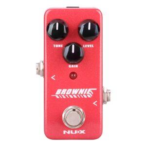 NUX Mini Brownie NDS-2 破音 效果器