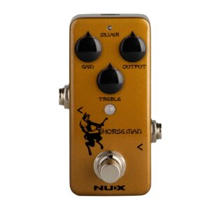 NUX Mini Horseman NOD-1 破音 效果器