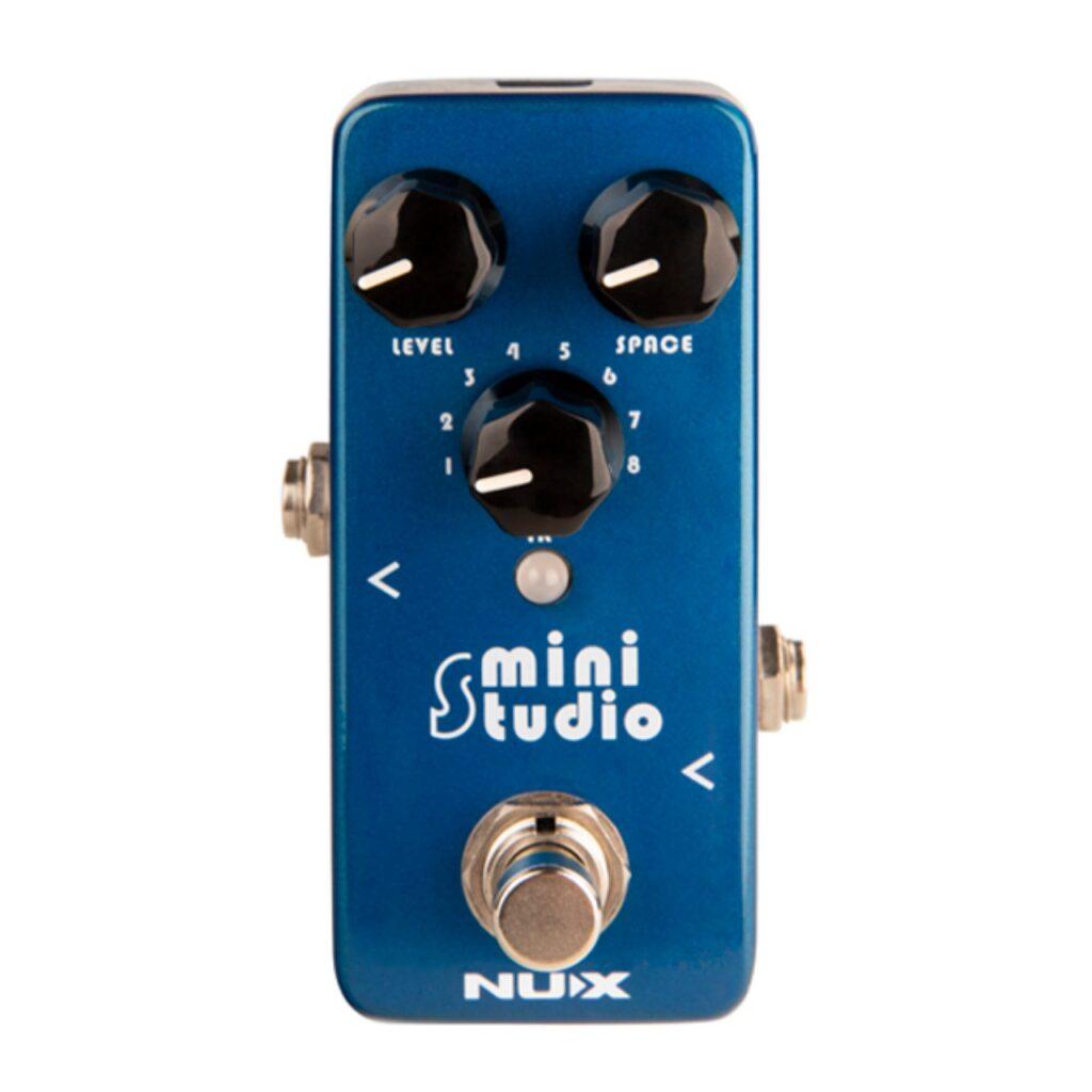 NUX Mini Studio NSS-3 箱體模擬 效果器