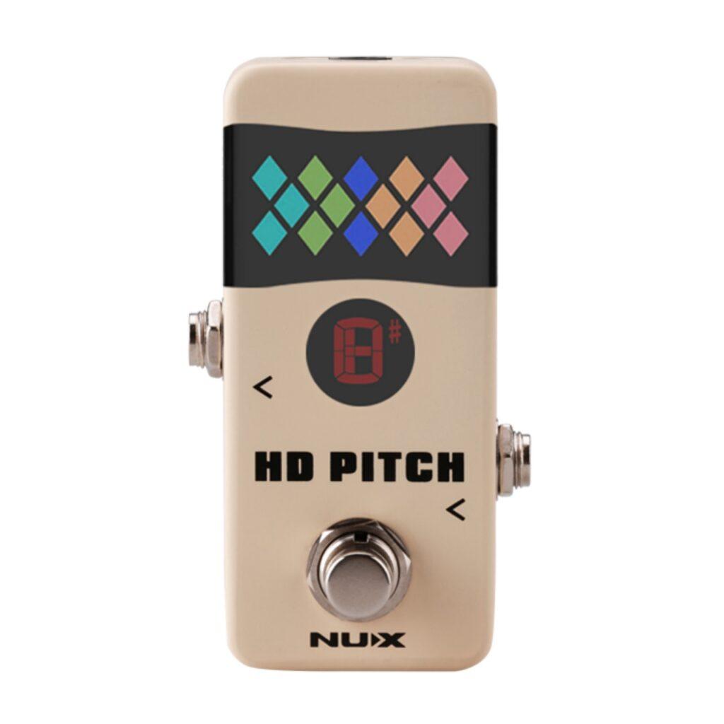 NUX Mini HD Pitch NTU-2 調音器