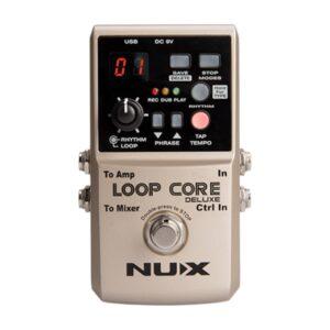 NUX Loop Core Deluxe 循環錄音