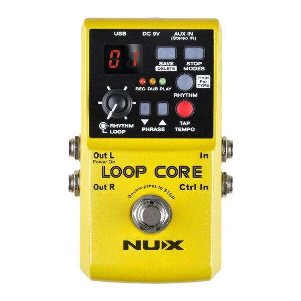 NUX Loop Core 循環錄音