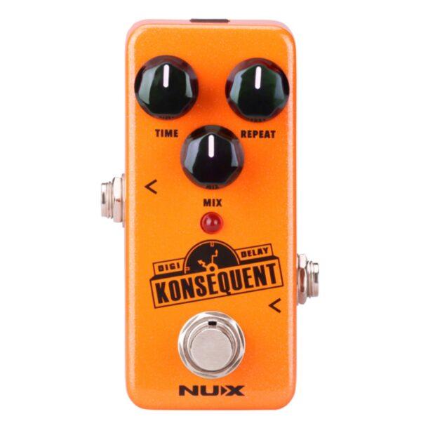 NUX Mini Konsequent Digi Delay NDD-2 延遲 效果器