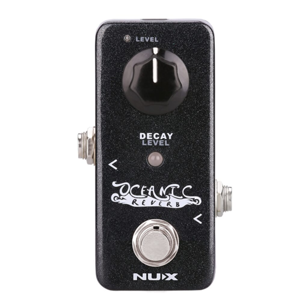 NUX Mini Oceanic Reverb NRV-2 殘響 效果器