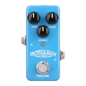NUX Mini Monterey VIBE NCH-1 水聲 效果器