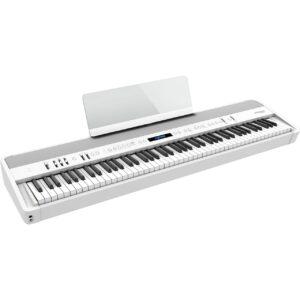 Roland FP-90X 白色 電鋼琴 數位鋼琴(單踏板無琴架)
