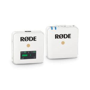 RØDE Wireless GO 白色 領夾式無線麥克風